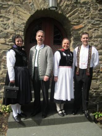 Tracht des Breidenbacher Grundes Obergericht