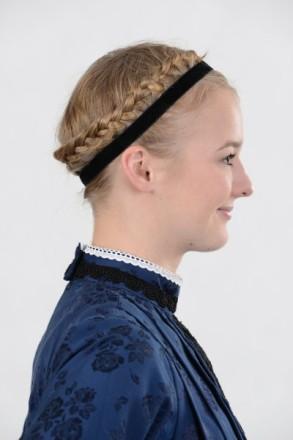 Haartracht der Edertal Tracht