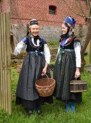 Eibacher Trachtenpaar