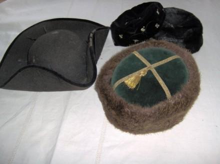 Hüttenberger Tracht Kopfbedeckung
