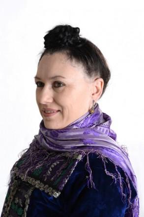 Hüttenberger Haartracht der Frau