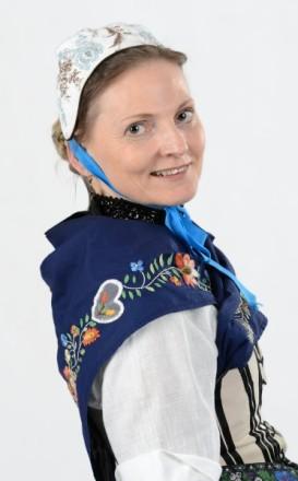 Ländches Tracht Kopfbedeckung