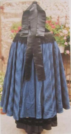Rotenburger Tracht Mantel der Frau