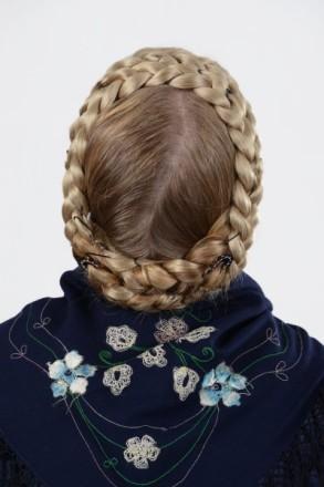 Schönsteiner Tracht Haartracht