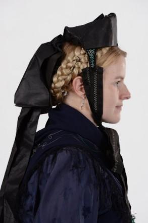 Kopfbedeckung Schönsteiner Tracht
