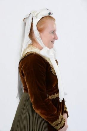 Schweinsberger Tracht Kopfbedeckung
