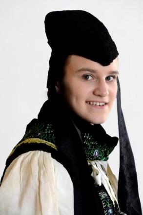 Tracht des Amtes Blankenstein Kopfbedeckung