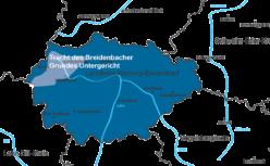 Tracht des Breidenbacher Grundes Untergericht