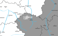 Katzenberger Tracht