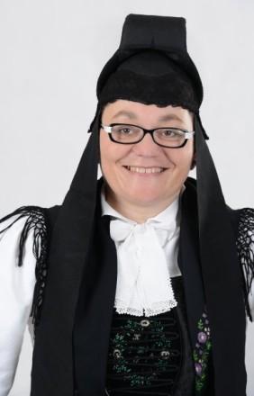 Tracht des Amtes Biedenkopf Kopfbedeckung