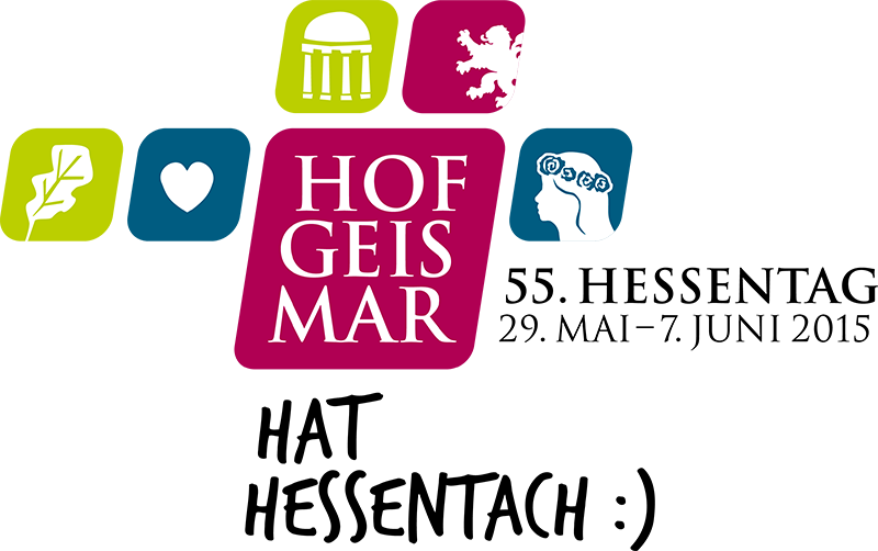 55. Hessentag 2015 in Hofgeismar