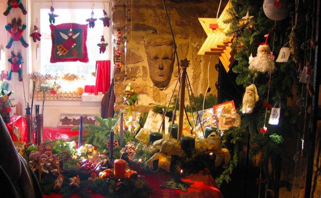 Adventsmarkt @ Burg Ludwigstein | Witzenhausen | Hessen | Deutschland