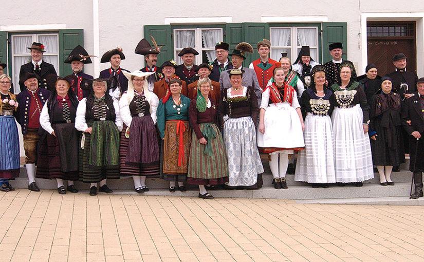 Die regionalen Trachten der deutschen Landschaften – Thüringen stellt Antrag für ganz Deutschland