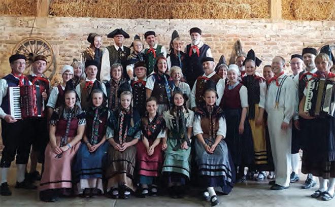 Trachtenball - Polka trifft Rumba @ Mehrzweckhalle Schrecksbach | Schrecksbach | Hessen | Deutschland