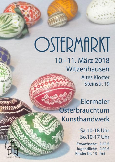 Ostermarkt @ Altes Kloster Witzenhausen | Witzenhausen | Hessen | Deutschland