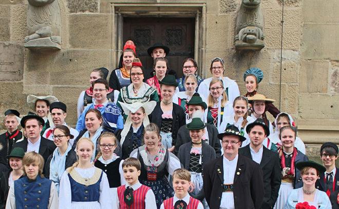 13. Deutscher Kinder- und Jugendtrachtentag @ Ribnitz-Damgarten | Mecklenburg-Vorpommern | Deutschland