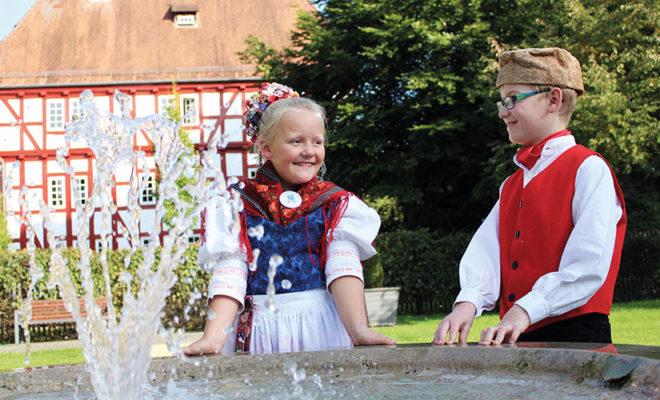 44. Landeskindertrachtentreffen @ Bad Hersfeld | Hessen | Deutschland