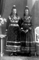 Die Marburger Evangelische Tracht um 1915