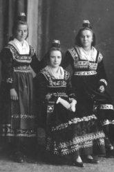 Die Marburger Evangelische Tracht um 1930