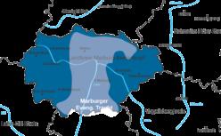 Marburger Evangelische Tracht